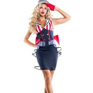 Seven Seas Sailer Starlight Womens Costume